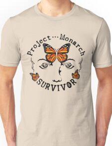 Project Monarch Survivor Unisex T-Shirt