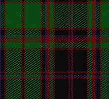 00193 Buchan District Tartan Fabric Print Iphone Case by Detnecs2013