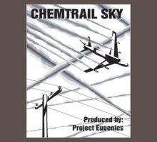 Chemtrail Sky by sdbuchan