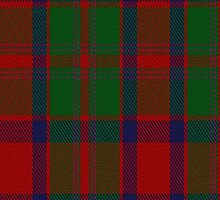 00195 Carrick District Tartan Fabric Print Iphone Case by Detnecs2013