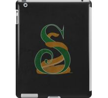 Of Ambition & Cunning iPad Case/Skin