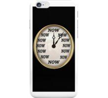 ✾◕‿◕✾NOW CLOCK IPHONE CASE✾◕‿◕✾ iPhone Case/Skin