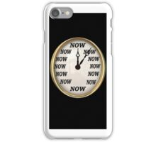 ✾◕‿◕✾NOW CLOCK IPHONE CASE✾◕‿◕✾ iPhone Case/Skin