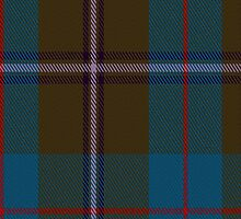 00200 Deeside Royal District Tartan Fabric Print Iphone Case by Detnecs2013