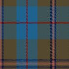 00201 Royal Deeside District Tartan Fabric Print Iphone Case by Detnecs2013