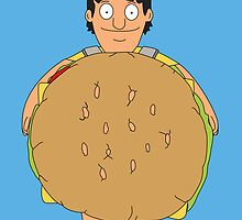 Bobs Burgers - Gene by afternoonTlight