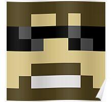 ssundee Minecraft skin Poster