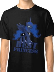 Best Princess Tshirt (My Little Pony: Friendship is Magic) Classic T-Shirt