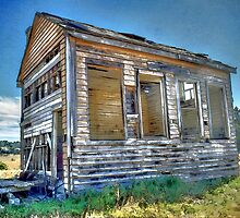The Old Schoolhouse by Robyn Carter