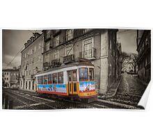 Carris Tram 574 Lisbon Poster
