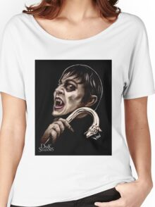 Dark Shadows Barnabas Women's Relaxed Fit T-Shirt