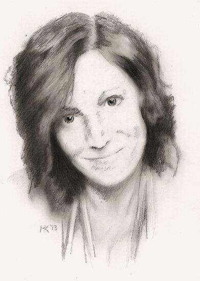 """""""Sarah""""  by Martin Kirkwood"""
