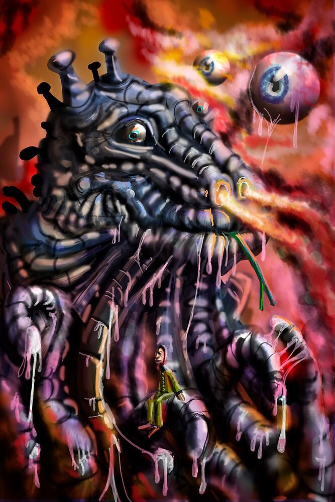 The Mystery of Gark by Matt Bissett-Johnson