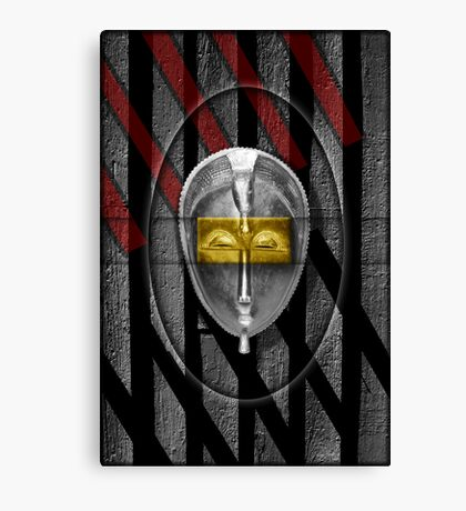 Digital Painting - A Waken My Lord Canvas Print