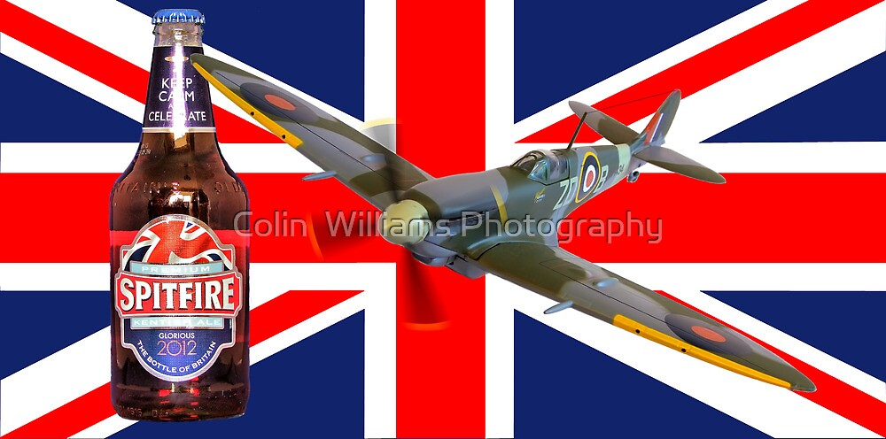 The Bottle Of Britain by Colin  Williams Photography