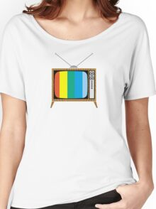 Retro TV Women's Relaxed Fit T-Shirt