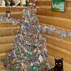 Cats Like Christmas,Too by MaeBelle