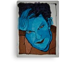 portrait 4 Canvas Print