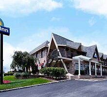 Days Inn Springfield PA Hotel  by johncena