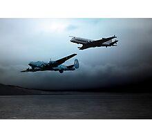 Maritime Reconnaissance Photographic Print