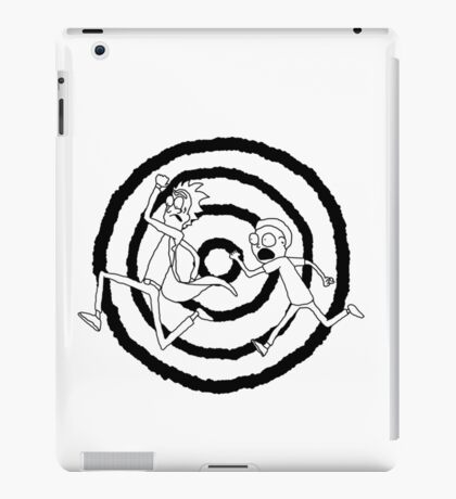 Rick and Morty: Sprial iPad Case/Skin