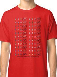 Pro Cycling Teams Classic T-Shirt