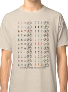 Pro Cycling Teams Classic T-Shirt