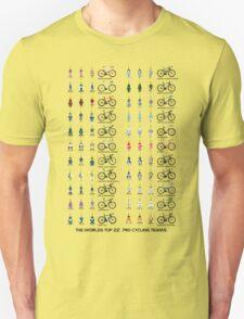 Pro Cycling Teams T-Shirt