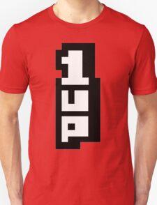 1up mario super T-Shirt