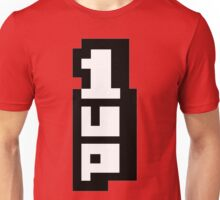 1up mario super Unisex T-Shirt