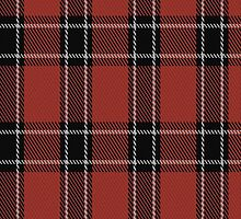 00202 Dunbar (Ancient) District Tartan Fabric Print Iphone Case by Detnecs2013