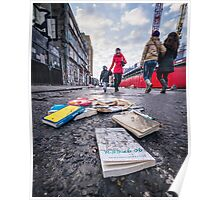 Brick Lane London Poster