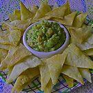 GUACAMOLE PLUS CHIPS by gracestout2007