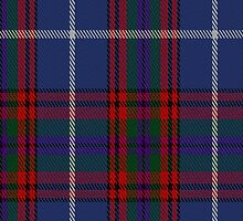 00205 Edinburgh District Tartan Fabric Print Iphone Case by Detnecs2013