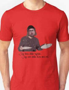 Kan ikke rydde T-Shirt