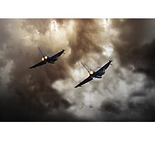 3 Squadron Photographic Print