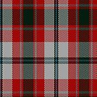 00212 Glasgow District Tartan Fabric Print Iphone Case by Detnecs2013