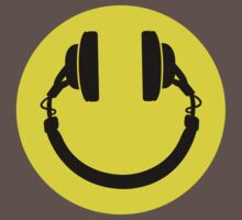 Smiley headphones Kids Clothes