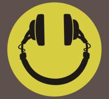 Smiley headphones Kids Clothes