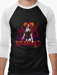 Devil woman Men's Baseball ¾ T-Shirt