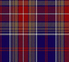 00219 Largs District Tartan Fabric Print Iphone Case by Detnecs2013