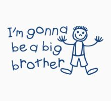 I'm gonna be a big brother Kids Tee