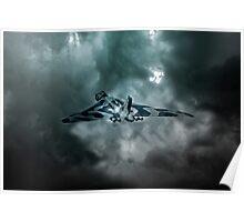 Vulcan Storm Poster