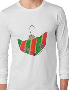 """Oro?"" Christmas Series-Ornament Long Sleeve T-Shirt"