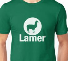 Lamer Llama Unisex T-Shirt