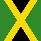 Jamaica Flag by pjwuebker