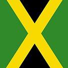 Jamaica Flag by pjwuebker