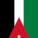 Jordan Flag by pjwuebker