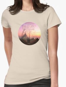Egyptian Princess Womens Fitted T-Shirt
