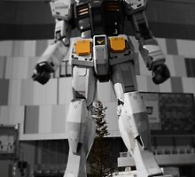 Gundam Yellow by Fike2308